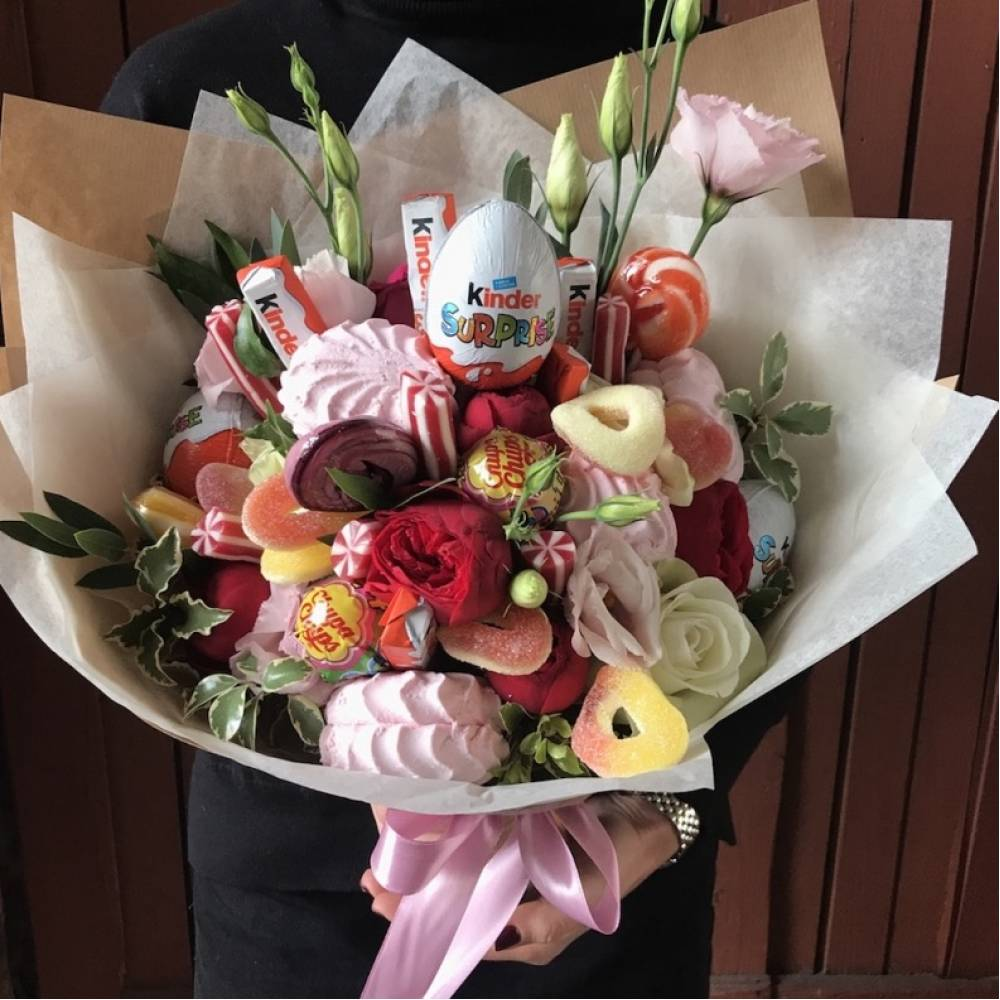 Какие цветы подарить подруге на 35 лет